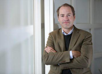 Alexander Hinrichs Geschäftsführer Initiative Tierwohl