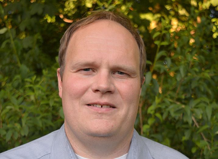 Auditor Sven Maassen Initiative Tierwohl QS