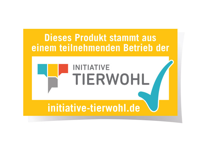 Siegel der Initiative Tierwohl