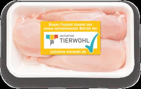 Siegel Initiative Tierwohl Fleischverpackung