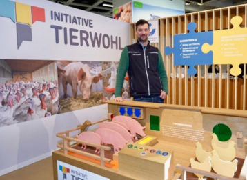AgrarScout Krainbring Internationale Gruene Woche