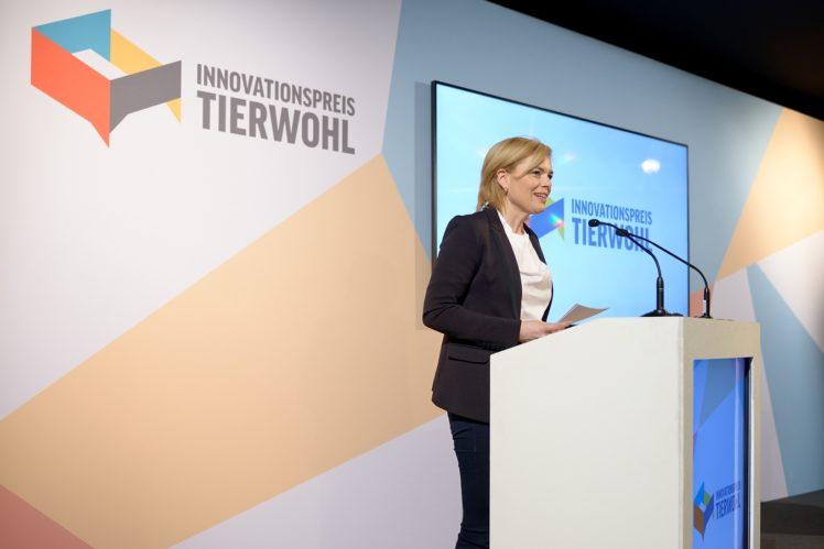 Bündesministerin Julia Klöckner (BMEL)