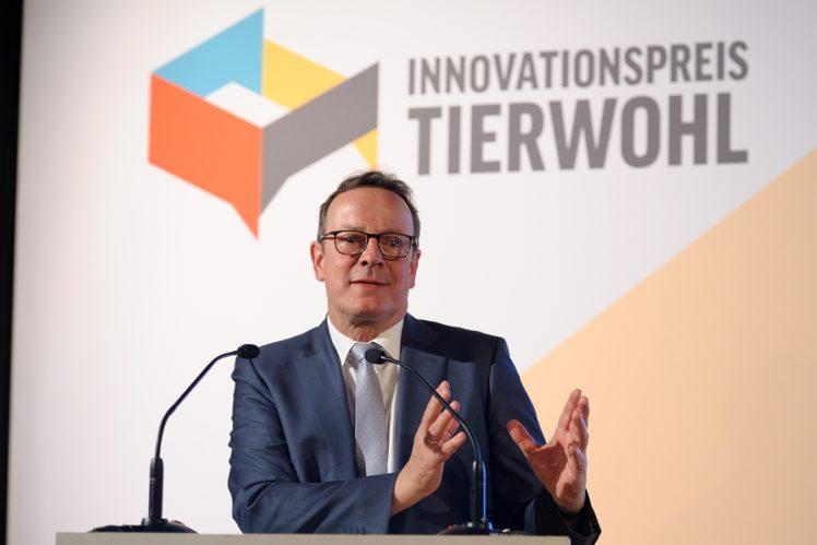 Prof. Folkhard Isermeyer (Vorsitzender des Beraterausschusses / Thünen-Institut)